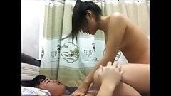 Hong Kong Couple