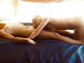 Old and young women tgp Threesome fun with 2 hot young women