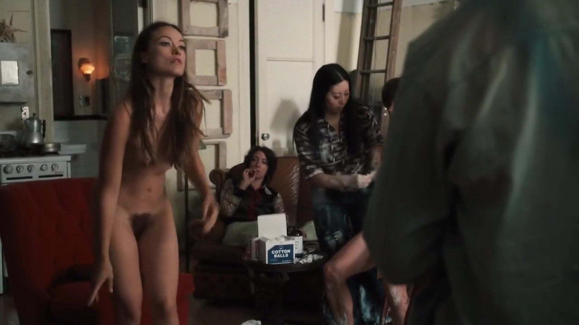 Wilde naked