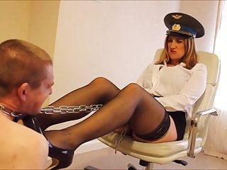 Asian mistress clips Mistress vexxa. shoes. full clip.