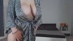 Awesome Big Boob Woman