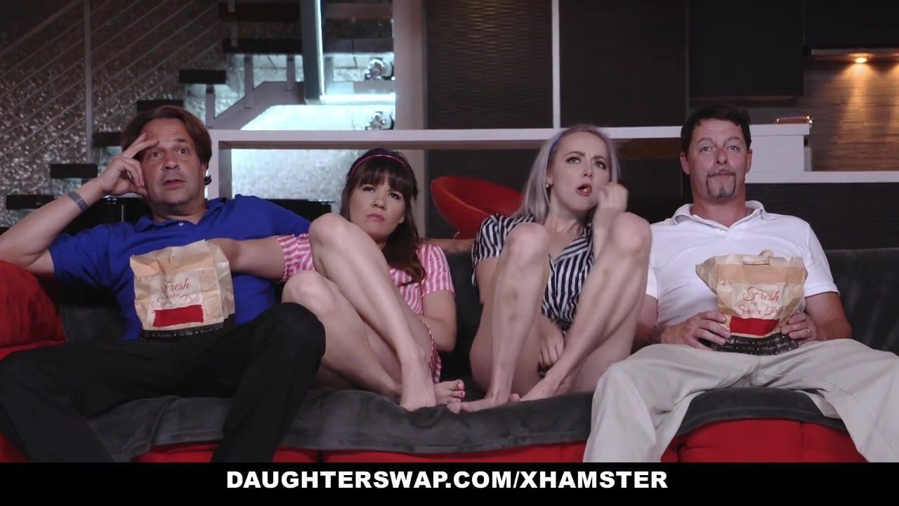 Daddy Fucks His Daughters