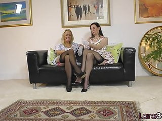 Hugetits boobs - Hugetits euro beauty gets eaten out by milf