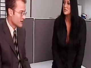 Office boss porn - Office boss makes a deal