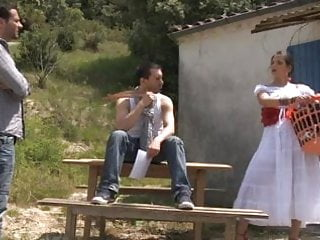 Nathalie latronico nude - Nathalie et sabrina a la campagne