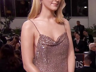 Boob globe golden grab - Saoirse ronan - 2020 golden globe award red carpet
