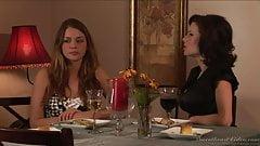 Allie Haze & Veronica Avluv Scene