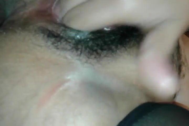 Sloppy Wet Pussy Masturbation