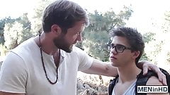 Prophet Colby Keller drills the ass of troubled Will Braun