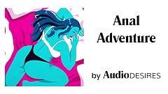 Avventura anale (audio porno per donne audio erotico sexy asmr)