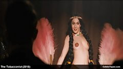 Emma Drogunova nude pussy and romantic sex video