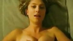 Titty fucking my beautiful girlfriend with cumshot
