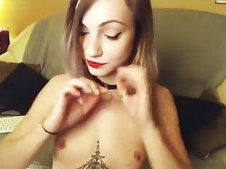 Tiny tits deepthroat Tiny tit gagging deepthroat blowjob whore sandraruby