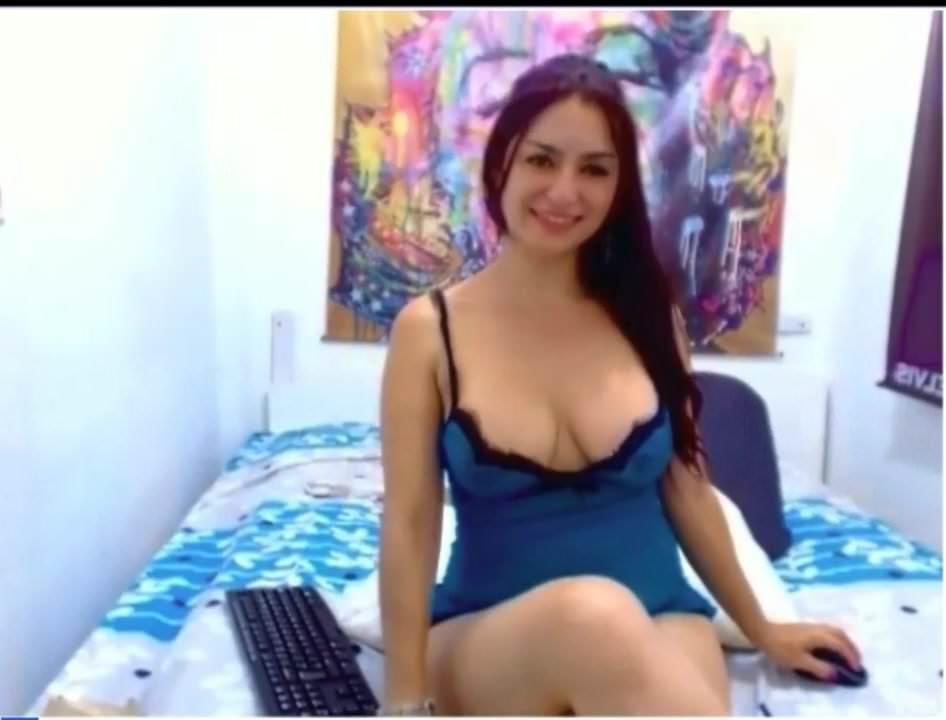 Latina Milf First Timer