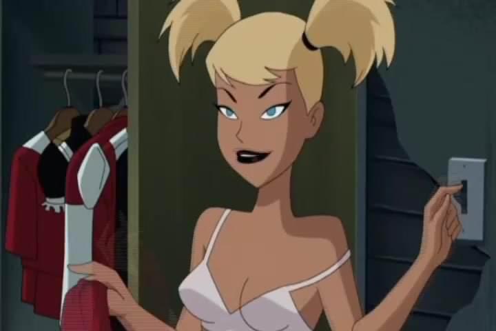 Harley Quinn Cartoon Porno