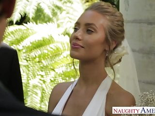Sexy latina brides Sexy blonde bride nicole aniston fucking