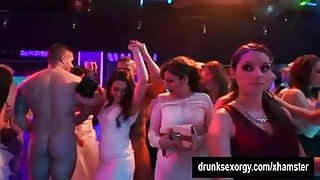 Bi-sexual slags fucking at a sex party
