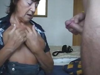 Obedient hentai - Obedient granny