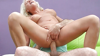 sexy 73 years old stepmom first big cock anal fuck