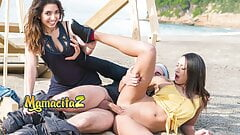CHICAS LOCA Sexy Cassie Del Isla Takes Cock From Married Guy