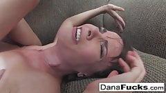 Il caldo sesso anale gonzo di dana
