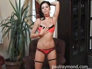 Hornung nude in magazine Paulraymond - evelyn from escort magazine