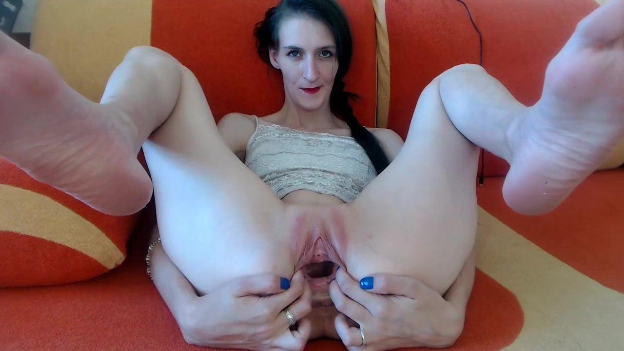 vagina hole Gaping
