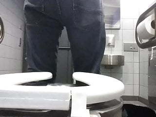 Sex stories and diaper changes - Real spying a diaper changing boy in a bus station toilet