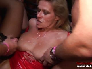 Marina orlova breasts Sperma-studio: cumshots orgy - marina part 2