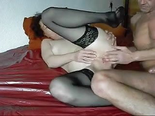 Mature amateur first anal Guy and ugly granny first anal