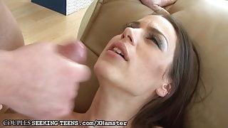 Teen seduces her Friends Horny Parents