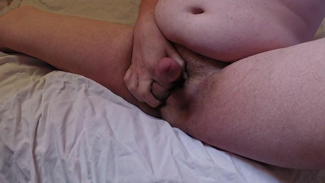 Fat man masturbate 11