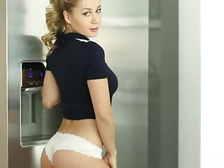 Bottom mount freezer refrigerator reviews Girl gets the hots for a refrigerator