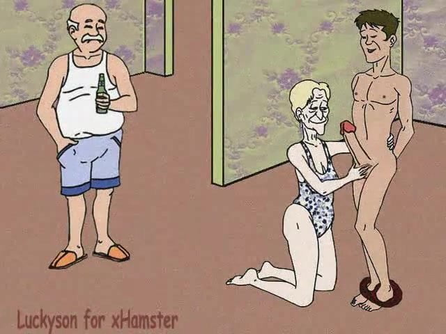 Oma Und Enkel Pornos