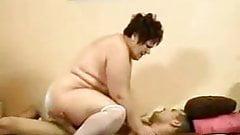 BBW MILF REDHEAD GRANNY  ANAL SEX - xturkadult com