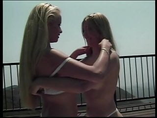 Sex make love penis not hurt Beautiful tanned blonde teen lesbians make love on the deck