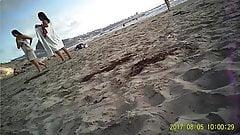 Black's Beach Nude Teens Came Slowed Down