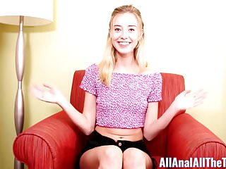 Tall teen nude - Hot tall teen haley reed gets fucked in ass for all anal