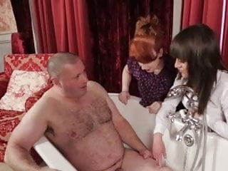 Hot babe humiliates small penis Pathetic useless small penis getting humiliated