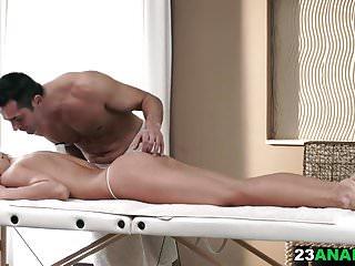Courtney love nude twitter Christen courtney loves anal massage - 21naturals