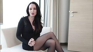 Long legs Vanessa P Part 2