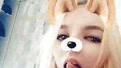 Snapchat teen suck dick