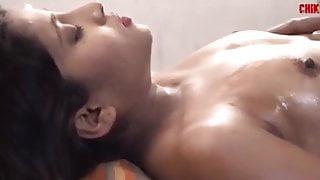 Bhabhi ki massage kari devar ne homemade massage