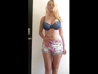 Man strip show - Curvy lisa strip show