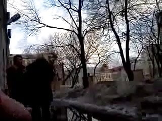 Public nude winter Winter dickflash compilation 2