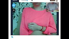 masturbation in video chat 4