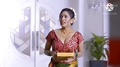 Hot Indian maid fucked by her boss like a bitch