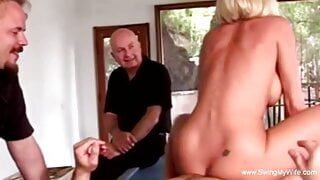 Deep Sex Session With A Different Man And For Fun