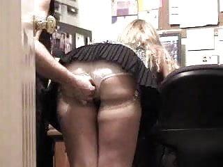 Watch my neighbor masturbate - Hubby watching neighbor feel my panties