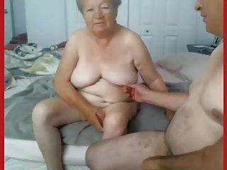 Naked grannies We're Having